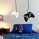 XBox Video Gamer Wall Decal Maribeatty Funny Boy Game Room Sticker PS2 Decor