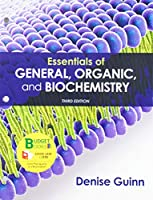Loose-Leaf Version for Essentials of General, Organic, and Biochemistry 3e & SaplingPlus for Essentials of General, Organic, and Biochemistry 3e (Six-Months Access)
