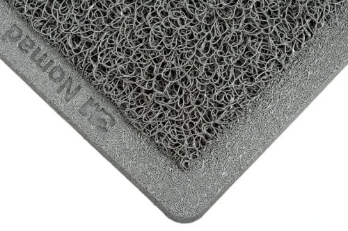 3M Nomad Medium Traffic Backed Scraper Matting 6050, Gray, 3' x (3m 6050 Nomad Scraper Mat)