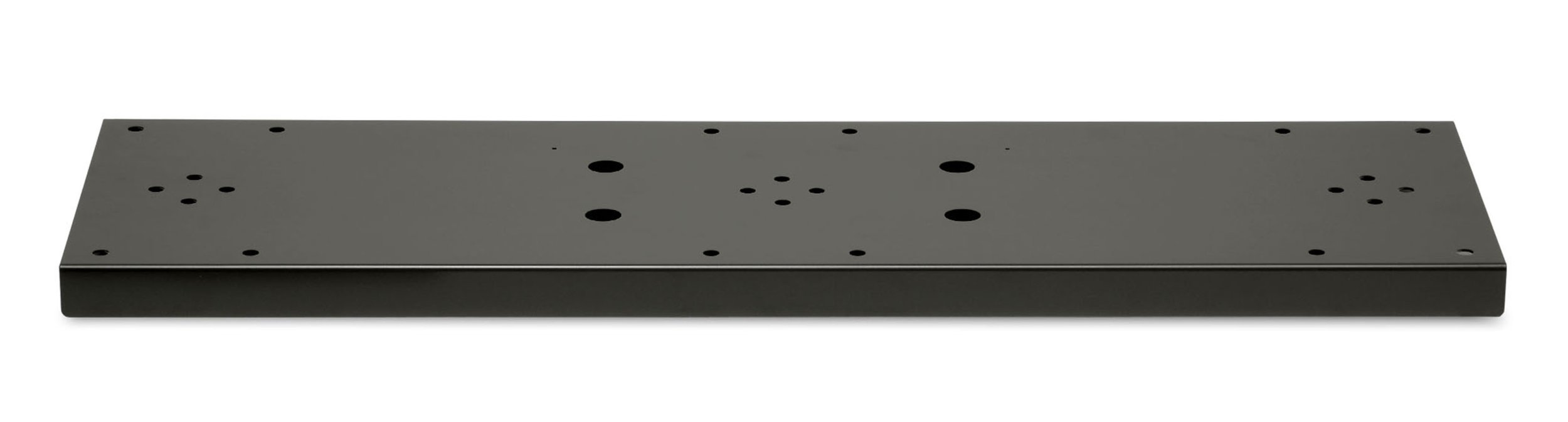 Architectural Mailboxes Tri Spreader Plate Black by ARCHITECTURAL MAILBOXES