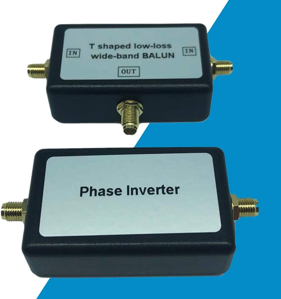 YouLoop Antena magnética portátil pasiva BALUN Loop Antenas ...