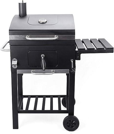 Xuejuanshop Portable BBQ Charcoal Grill Familia al Aire Libre ...