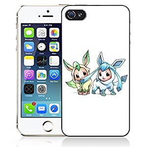 Funda Case iPhone 5/5S Bebe Pokemon - Phyllali & Aquali