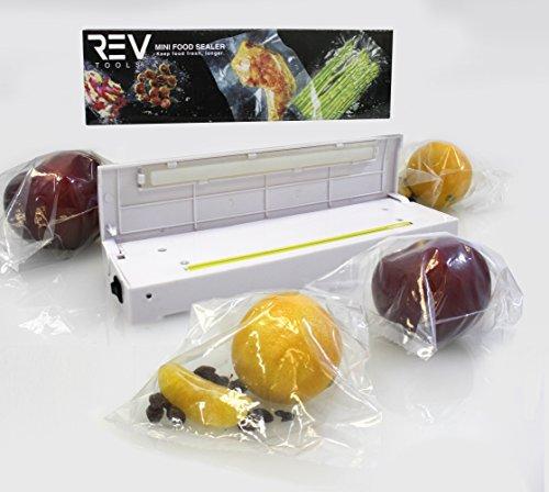 Electric Plastic Bag Sealer - 3