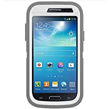 Otterbox Defender Series Case for Samsung Galaxy S4 Mini - Retail Packaging - Glacier (Discontinued by Manufacturer)