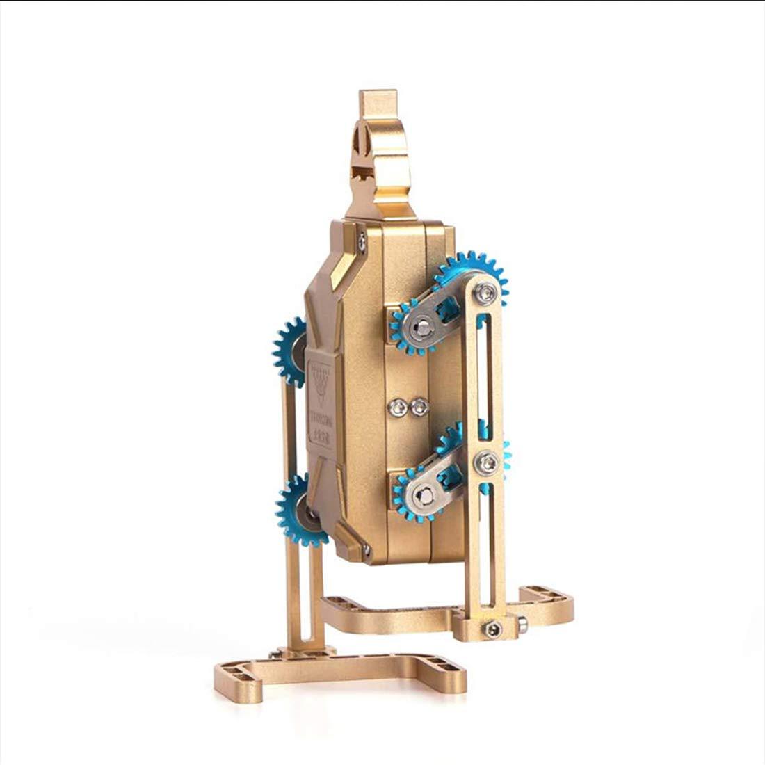 orden ahora disfrutar de gran descuento 8 Giplar 3D Puzzle de Metal Galileo Galileo Galileo Reloj de péndulo – DIY 3D Cortado a láser Modelo de Juguete  ahorra hasta un 70%