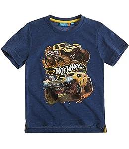 Hot Wheels T-Shirt - blau - 128
