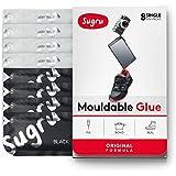 Sugru Moldable Glue - Original Formula - Black & White 8-Pack