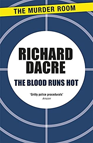 book cover of The Blood Runs Hot