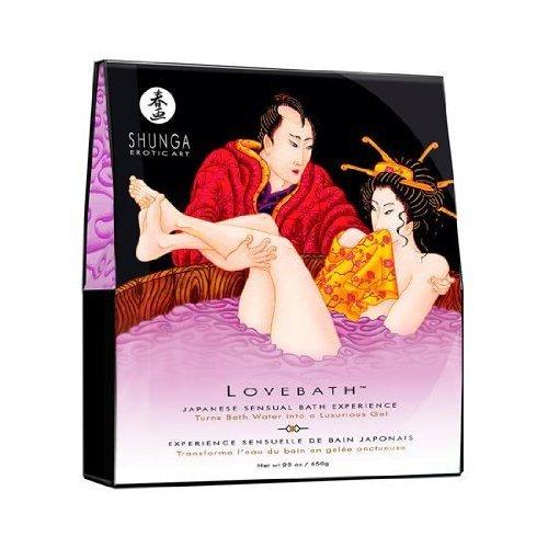 Lovebath Sensual Lotus ( 3 Pack ) by Shunga