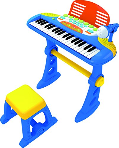 Electronic children's toy piano.