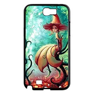 Fairy Phone Case For Samsung Galaxy Note 2 N7100 [Pattern-1]