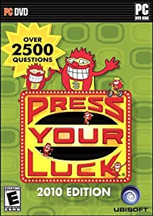 Amazon com: Press Your Luck 2010 Edition - PC: Video Games
