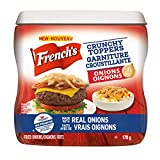 French's, Crunchy Toppers, Onions, 170 Grams