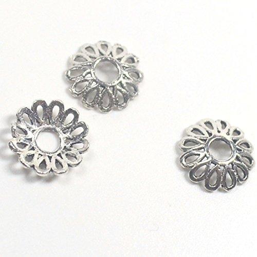 Mens Bali Sterling Silver Art - 9