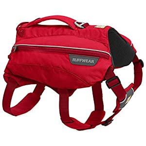 RUFFWEAR - Singletrak, Red Currant, Large/X-Large 6