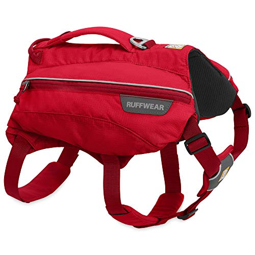 RUFFWEAR - Singletrak, Red Currant, Medium ()