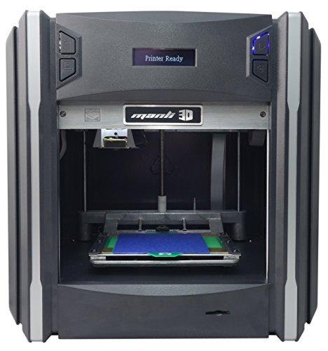 Manli - MiniPrint 3D Printer - 100x100x100 mm / 1.000cm3