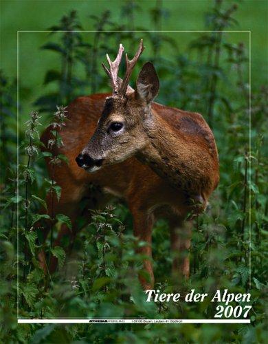 Tiere der Alpen 2007.