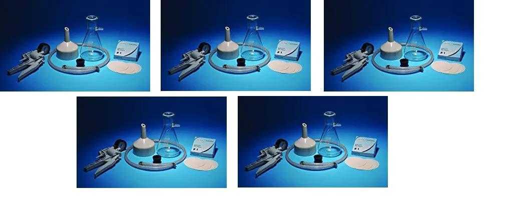 United Scientific Supplies FLTKIT Filtering Kit (Fivе Расk)