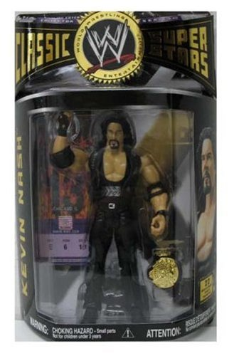 Jakks WWE Classic Superstars Series 11 Kevin Nash