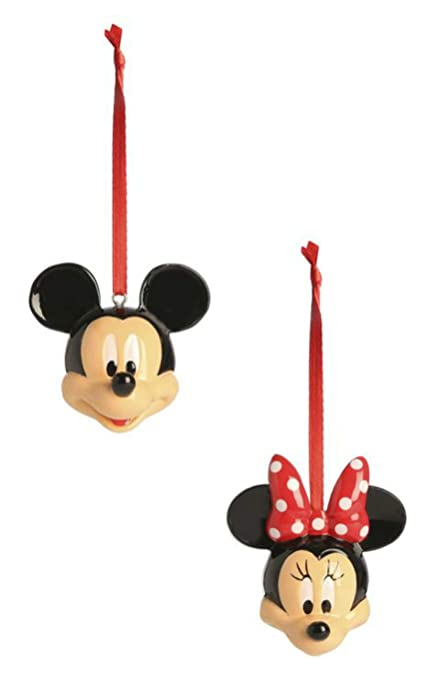 atmosphere primark2 packdisney mickey minnie mousechristmas tree decorations