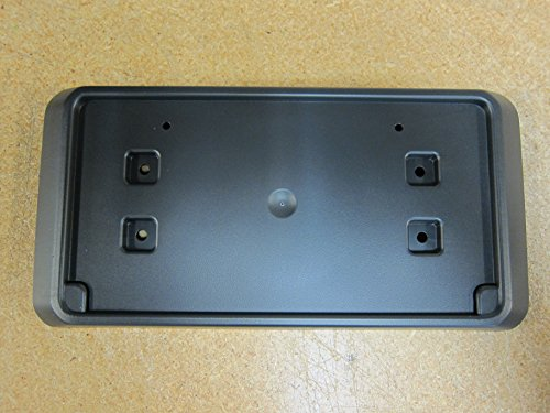 license plate mount front jeep - 2