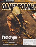GameInformer The World's #1 Computer & Video Game Magazine (Prototype, DarkSiders, Metroid Prime 3: Corruption, Heavenly Sword, Beowulf, August 2007 Issue 172)