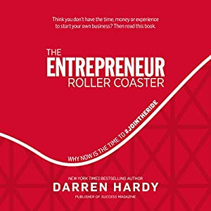 The Entrepreneur Roller Coaster Audiobook