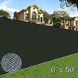 Sunnyglade 6 feet x 50 feet Privacy Screen Fence