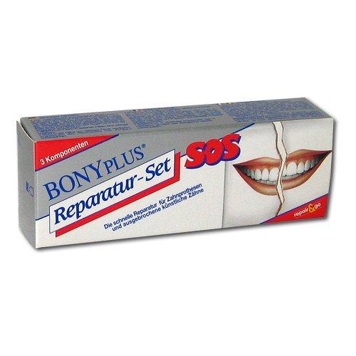 Bonyplus Zahnprothesen Reparatur Set, 1 P