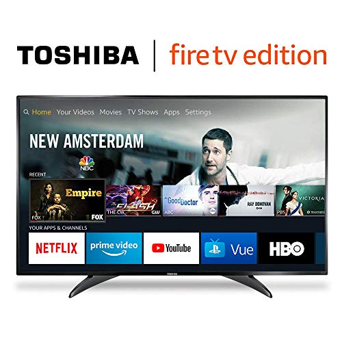 Toshiba 49 inches 1080p Smart LED TV 49LF421U19 (2018) (Insignia Tv 39)
