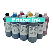 GOWE Printer Ink Cartridge And Refill Ink Chip Resetter For Canon imagePROGRAF IPF8300S printer Refill Ink kit PFI704