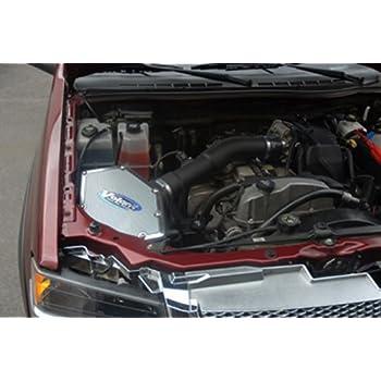Filter Combo BLACK Compatible For 08-12 Colorado 2.9L L4//3.7L L5 /… Rtunes Racing Short Ram Air Intake Kit