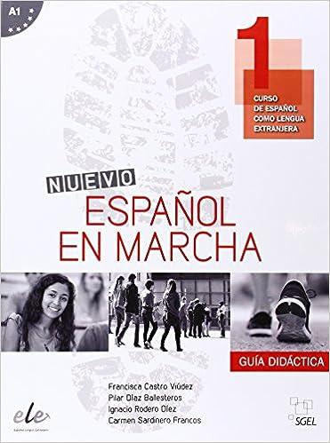 Book NUEVO ESPA�OL EN MARCHA 1 PROF