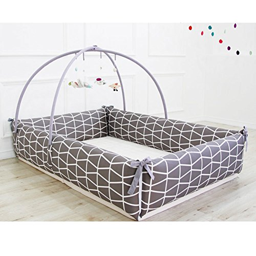 korean bed bumper - 2