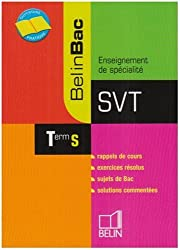 SVT Tle S : Enseignement de spécialité