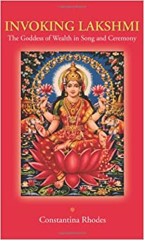 Book Invoking Lakshmi