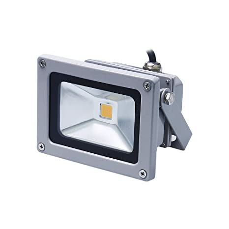 Auralum® 10W Foco LED Proyector de Luz Lámpara IP65 Impermeable ...