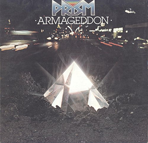 Price comparison product image Prism: Armageddon LP VG+ / VG++ Canada Magnum 9242 2001