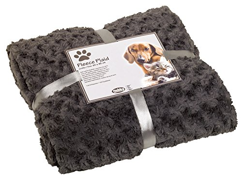 Nobby 70979-01 Fleece Plaid,
