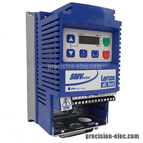 3.00 HP Lenze SMVector Variable Frequency Drive with Water Drip Rating - ESV222N04TXB by Lenze / AC Tech (Image #3)