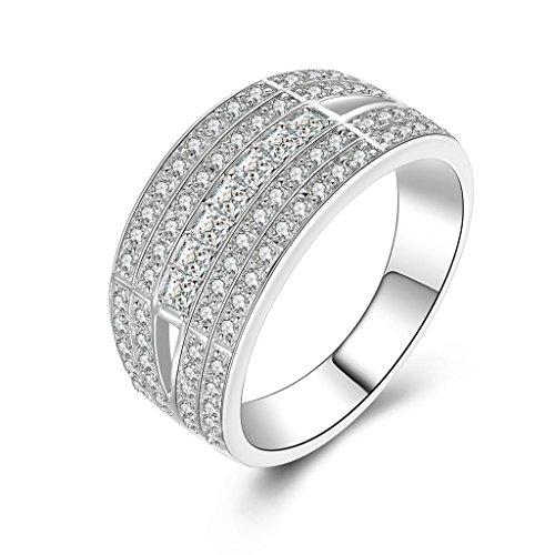 Nambe Glass Ring Holder