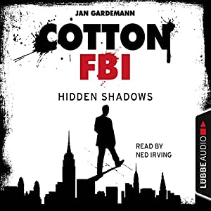 Hidden Shadows (Cotton FBI 3) Audiobook