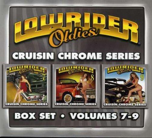 Lowrider Oldies Volumes 7-9 [3 CD Box ()