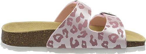 Superfit Damen Fussbettpantoffel Pantoffeln