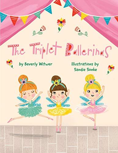 The Triplet Ballerinas - Beverly Ballerina