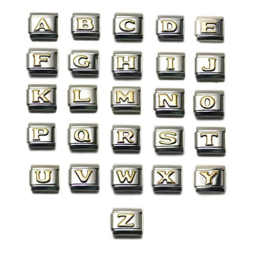 Dolceoro Letter Initial Alphab