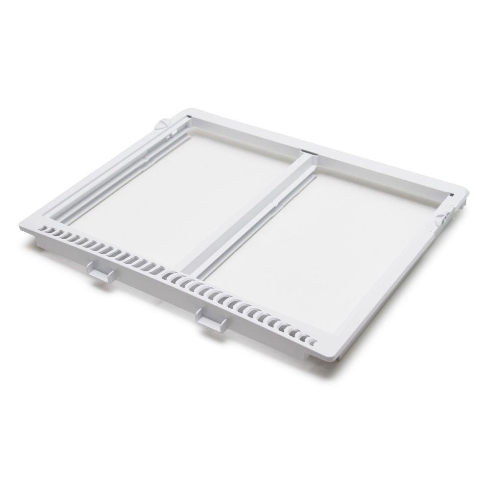 240364790 Refrigerator Crisper Shelf Frame Genuine Original Equipment Manufacturer (OEM) Part by FRIGIDAIRE