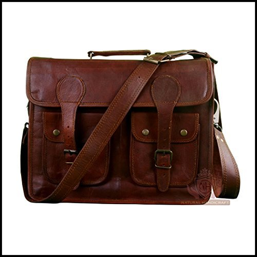 Satchel Briefcase Handmade 20
